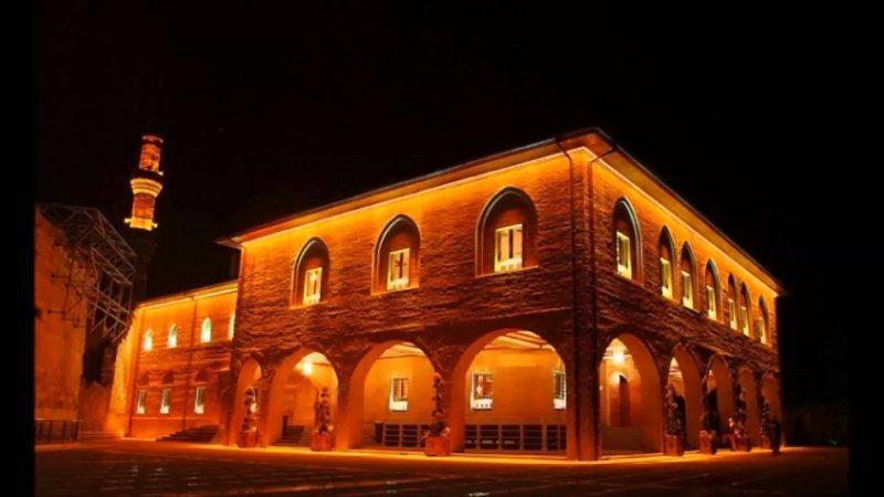 مسجد هاجي بيرم Hacı Bayram Mosque