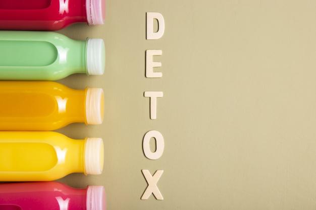 مشروب الديتوكس
