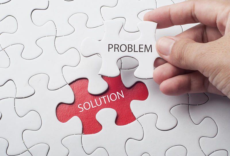 مشكلتك الكبيرة لها حل