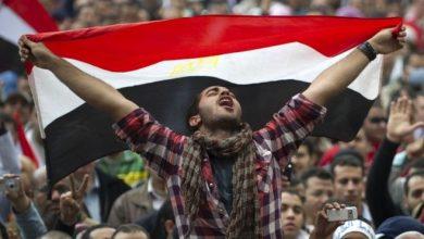 مصر الثورة