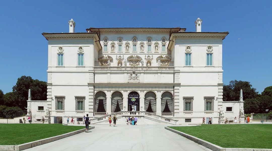 أفضل الأماكن السياحية في روما : معرض و متحف بورغيزي
