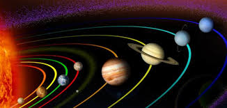معلومات عن النظام الشمسي