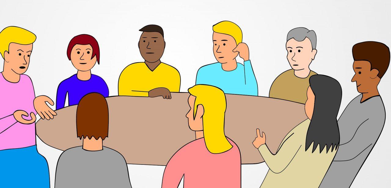 مكونات مجلس الإدارة الشخصي