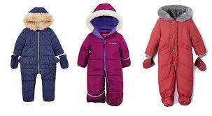 ملابس الشتاء للأطفال