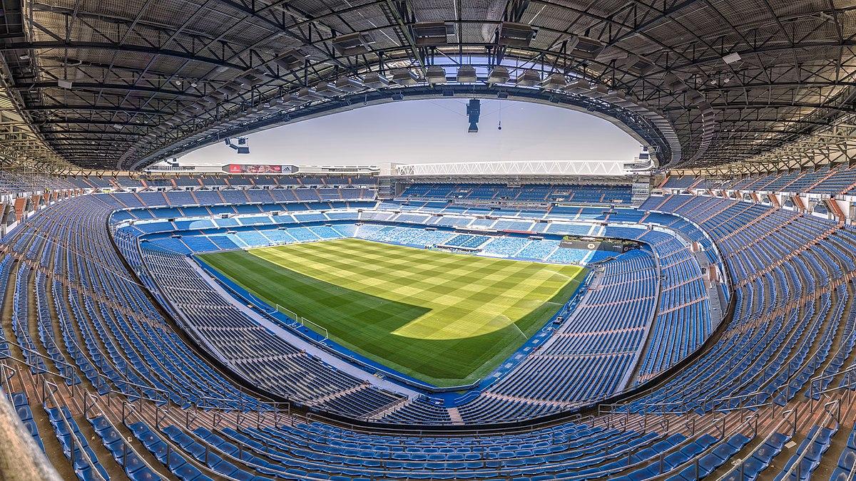 ملعب سانتياغو برنابيو : ملعب ريال مدريد