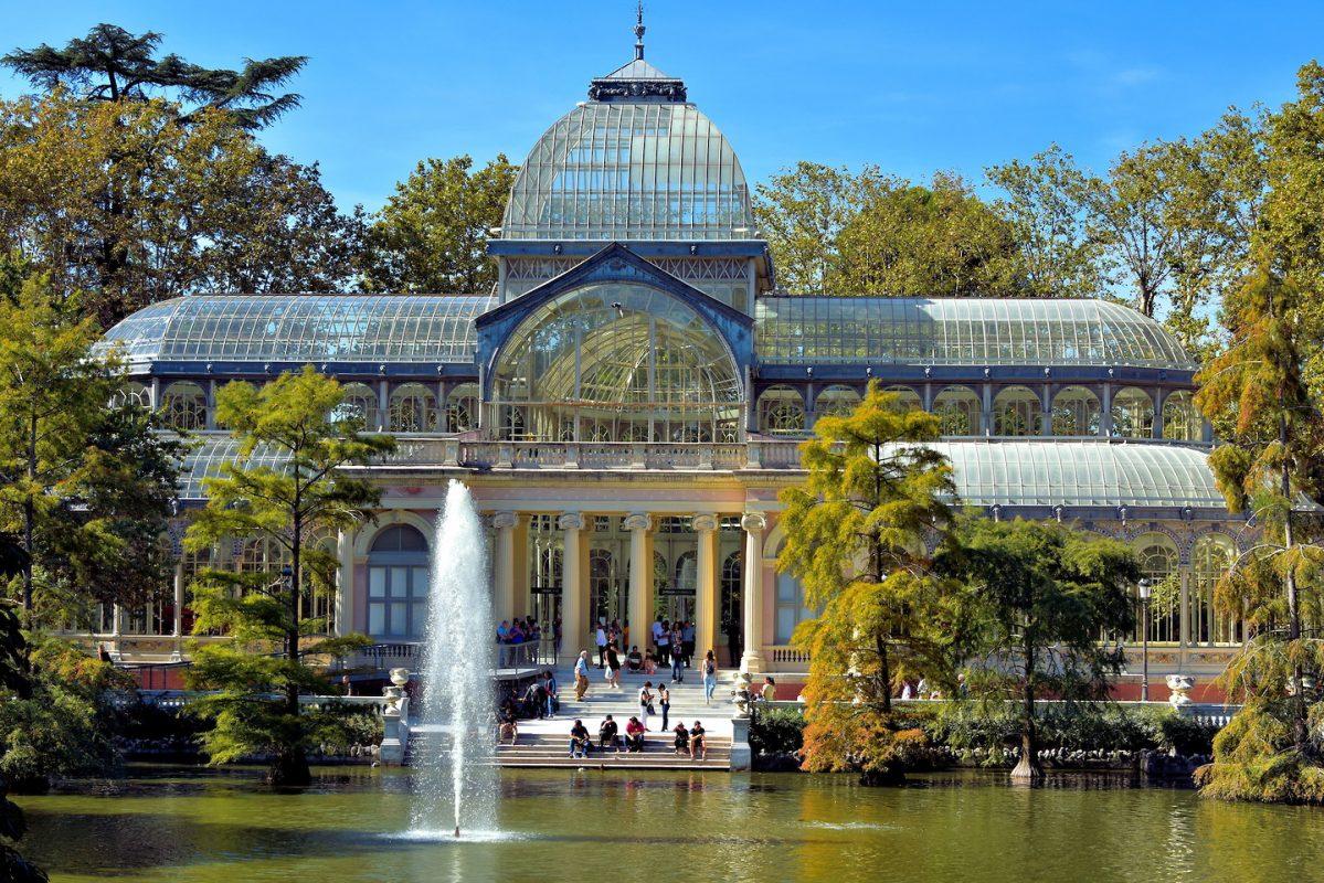 منتزه بوين ريتيرو و قصر كريستال