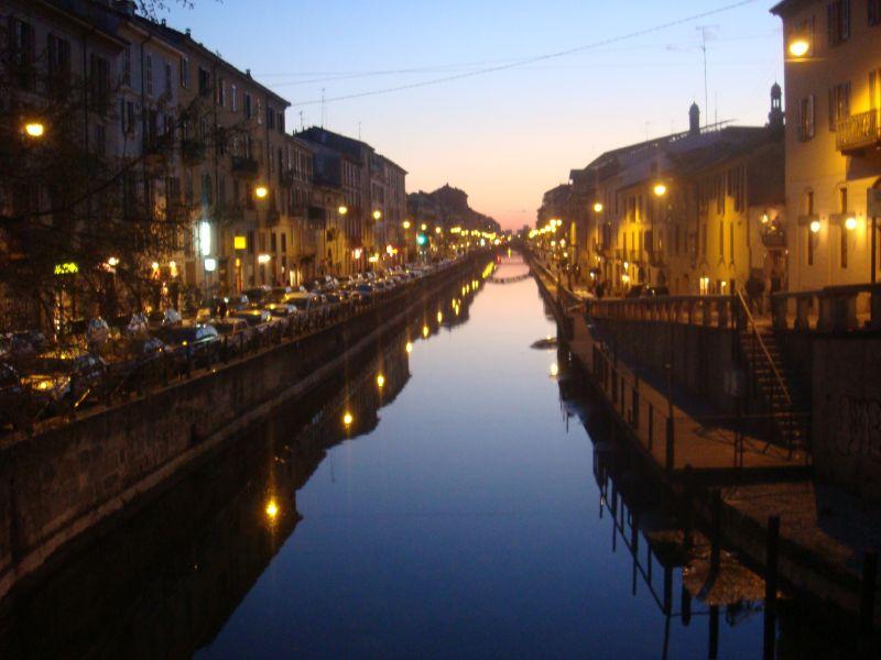 أفضل الأماكن السياحية في ميلان : نافيليو