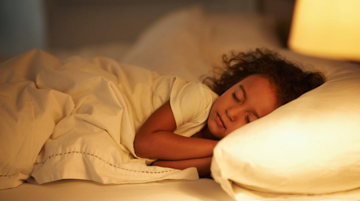 النوم و تركيز الأطفال