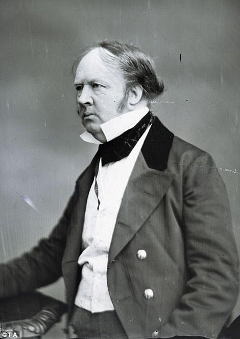 وليام هنري فوكس تالبوت