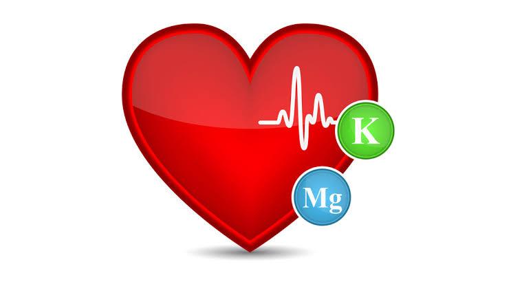 يعمل البوتاسيوم علي تحسين صحة القلب و الأوعية الدموية