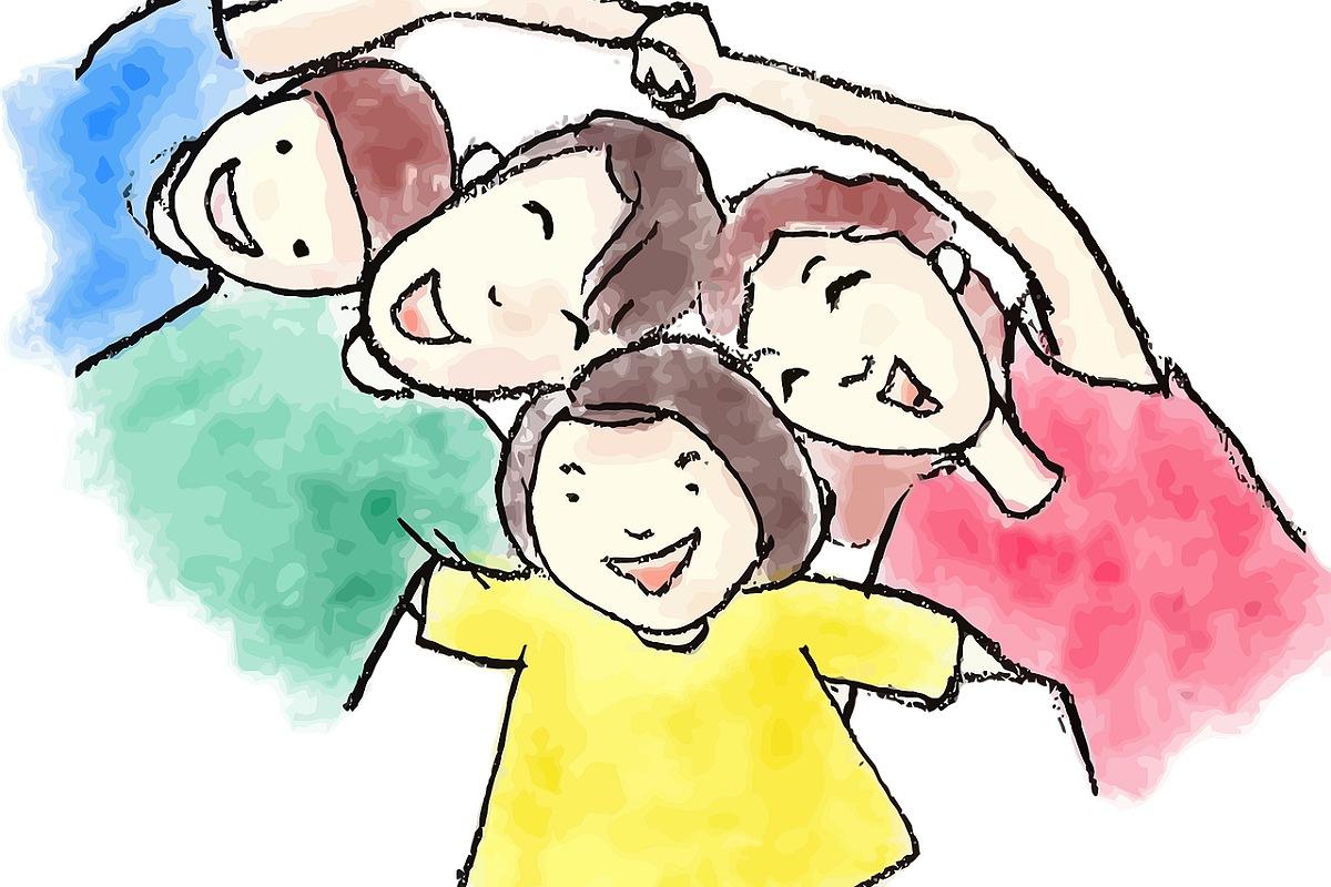 تقوية العلاقة بين الطفل والوالدين
