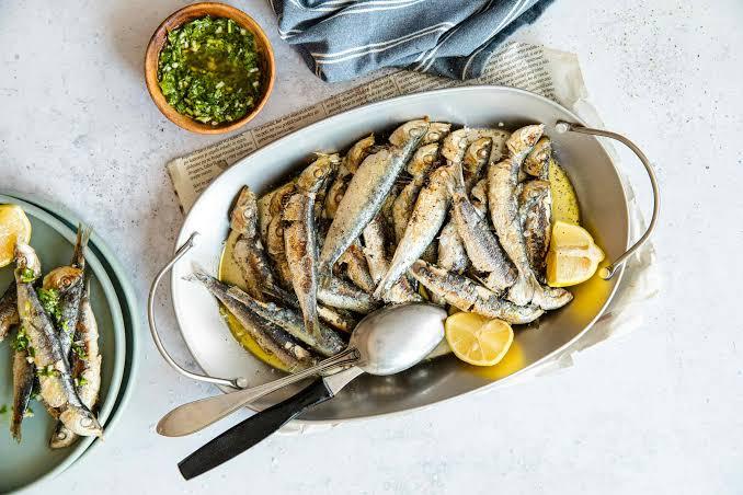 الفوائد الصحية لسمك السردين