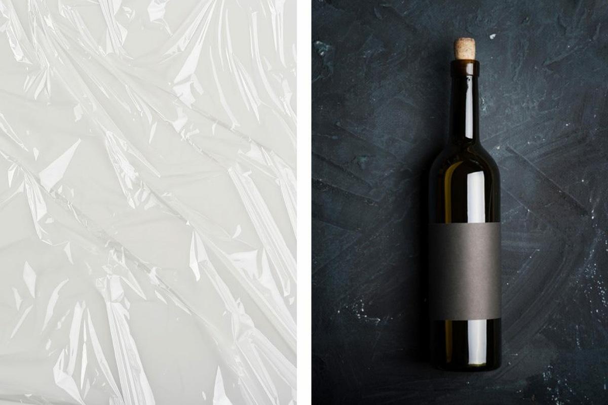 تقليل الروائح النفاذة من زجاجات المنظفات الكيميائية