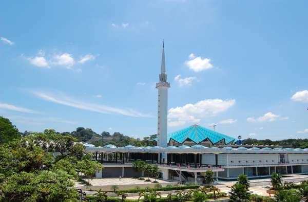 Photo of المسجد الوطني