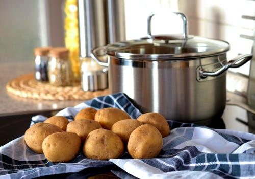 بدائل صحية للدقيق الأبيض : البطاطس