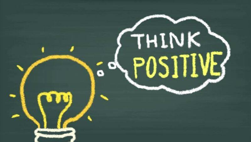 كيف تصبح إيجابي في ستة خطوات