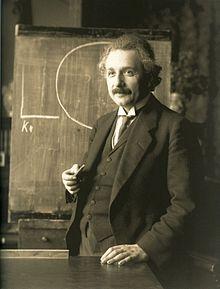 البرت انشتاين