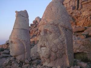 مناطق الجذب السياحى فى تركيا جبل نمرود
