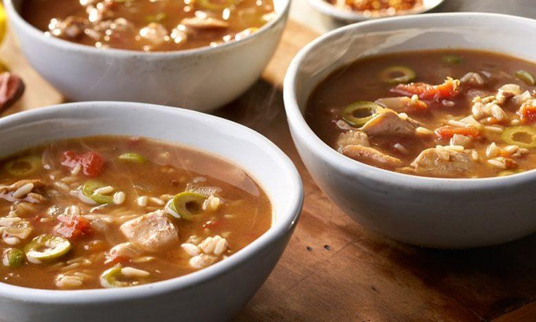 3 أطباق للحساء الإسباني ستحبون إعدادها بأنفسكم!