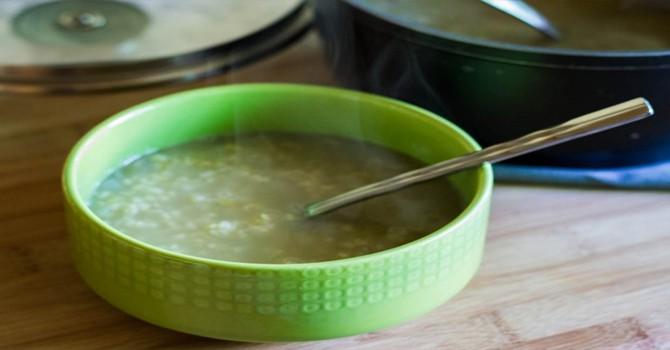 3 أنواع للحساء الفلسطيني الشهي