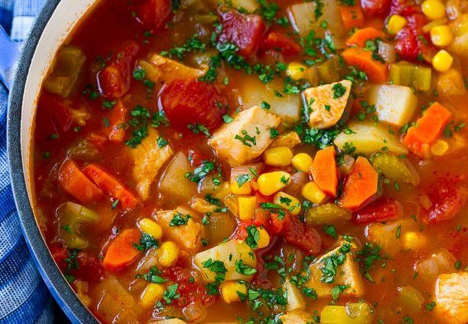 3 أنواع للحساء المكسيكي الشهي.. جربوها بأنفسكم!