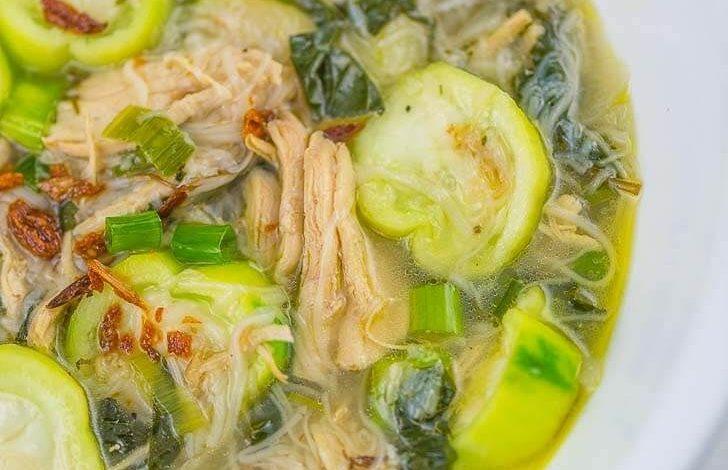 3 أنواع للحساء المُقدم من المطبخ الفلبيني