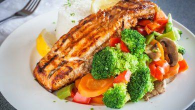 3 وصفات للسمك مناسبة للريجيم