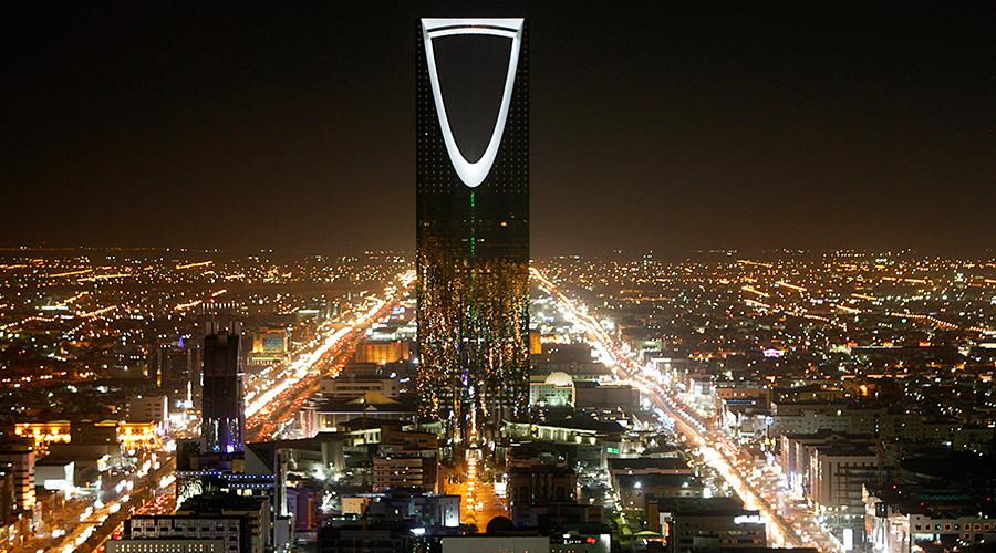 برج المملكة بالرياض في المملكة العربية السعودية