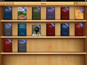 الكتب علي آيباد