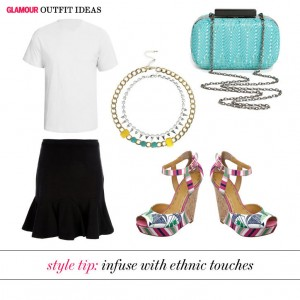 6wardrobe-essential-ruffle-skirt-white-tshirt-ethnic-accessories-copy-w724