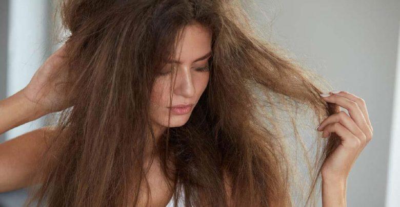 9 وصفات لعلاج تقصف أطراف الشعر