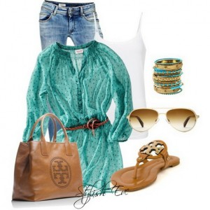 Blue-Spring-Summer-2013-Outfits-for-Women-by-Stylish-Eve_55