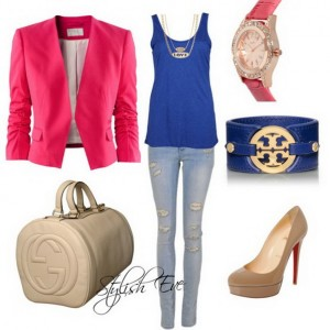 Blue-Spring-Summer-2013-Outfits-for-Women-by-Stylish-Eve_58