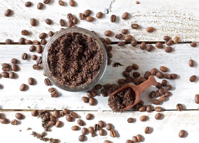 ماسك القهوة الطبيعي للوجه