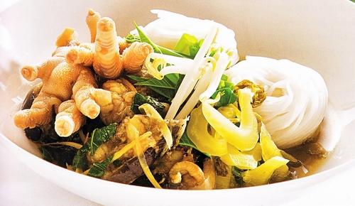 وصفة كاري السمك التايلاندية