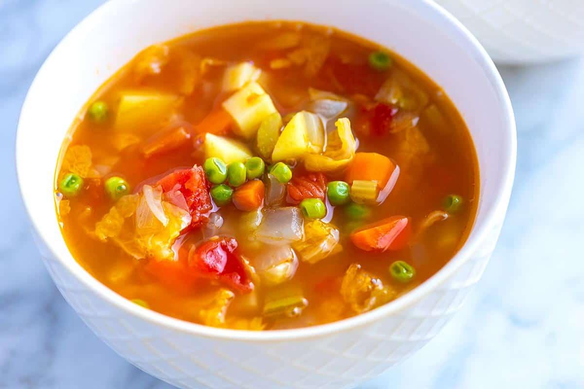 الحساء أو الشوربة