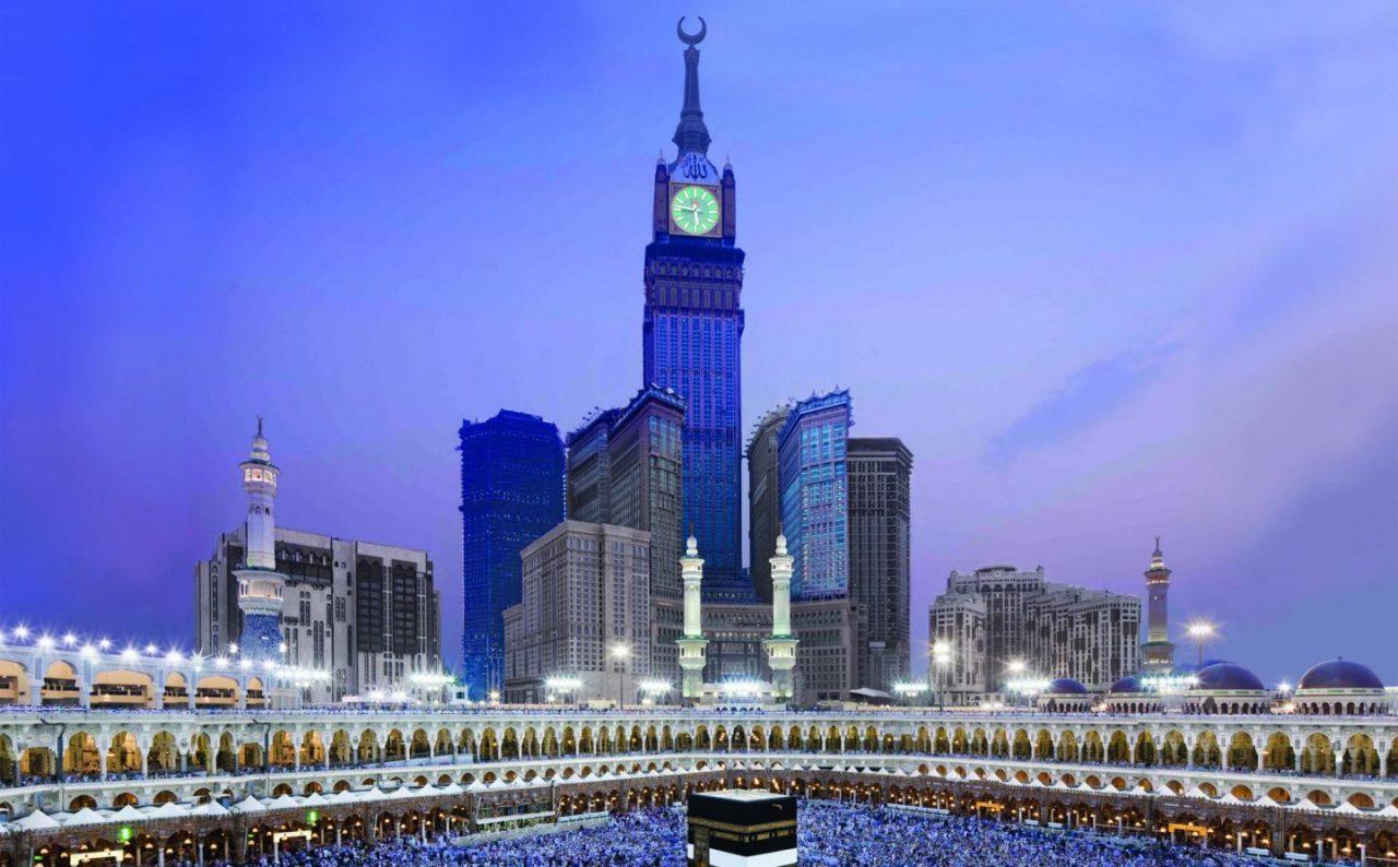 أبراج مكة في المملكة العربية السعودية