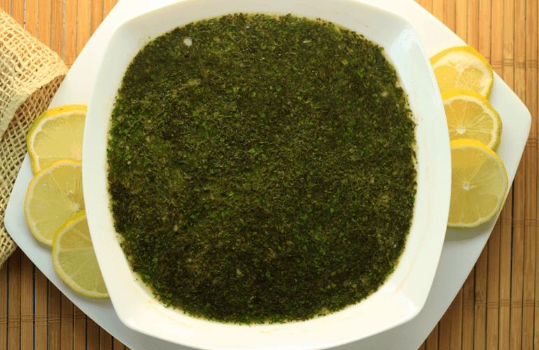 الملوخية الخضراء