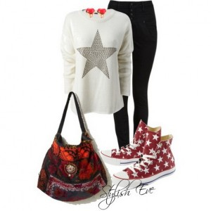 Outfits-with-Converse-Sneakers-for-2013-for-Women-by-Stylish-Eve_03