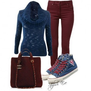 Outfits-with-Converse-Sneakers-for-2013-for-Women-by-Stylish-Eve_14