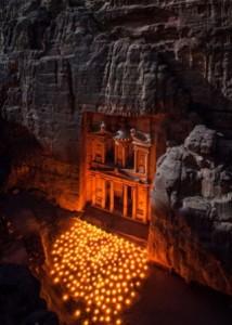 Petra-Jordan-Light-Show