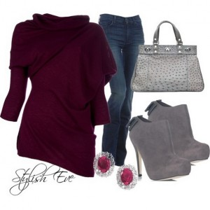 Purple-Winter-2013-Outfits-for-Women-by-Stylish-Eve_03