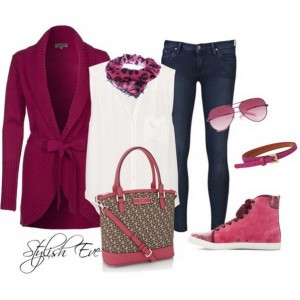 Purple-Winter-2013-Outfits-for-Women-by-Stylish-Eve_08