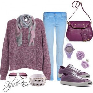 Purple-Winter-2013-Outfits-for-Women-by-Stylish-Eve_10