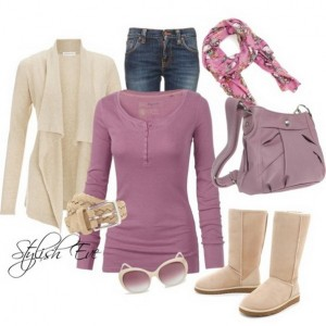 Purple-Winter-2013-Outfits-for-Women-by-Stylish-Eve_11
