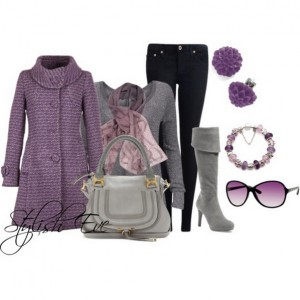 Purple-Winter-2013-Outfits-for-Women-by-Stylish-Eve_25