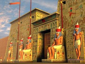 الفرق بين لفظى الملك والفرعون