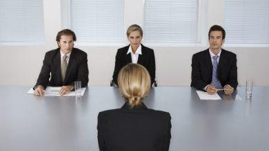 Photo of اشهر الأسئلة التى تقال فى مقابلات الوظيفة