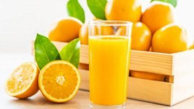 Photo of البرتقال الطازج مع الكراميل والزنجبيل