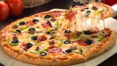 Photo of طريقة عمل البيتزا وساندوتشات الكبدة